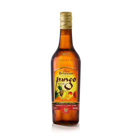 "Rhum Barbancourt ""Pagno"" Rum with natural fruit and flavors Haiti 750ml"