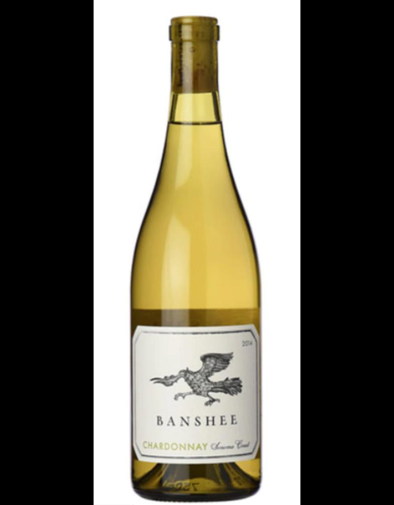Banshee Chardonnay Sonoma Coast 2018 750ml