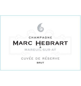 """Marc Hebrart """"Cuvée de Reserve"""" Champagne NV 750ml"""