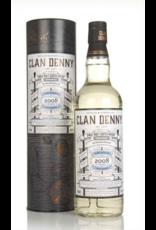 Douglas McGibbons & Co. Clan Denny Bunnahabain 10 Year Single Malt Scotch Whisky 2008 750ml