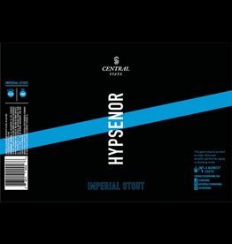 "Central State ""Hypsenor"" Imperial Stout 12oz 4pk"
