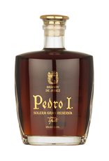 "Yuste ""Pedro I"" Solera Grand Reserva Brandy 750ml"