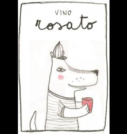 Rapillo Cesanese Vino Rosato Lazio 750ml