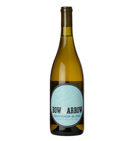 Bow & Arrow Sauvignon Blanc La Chénaie Vineyard Eola Amity Willamette Valley 2018 750ml