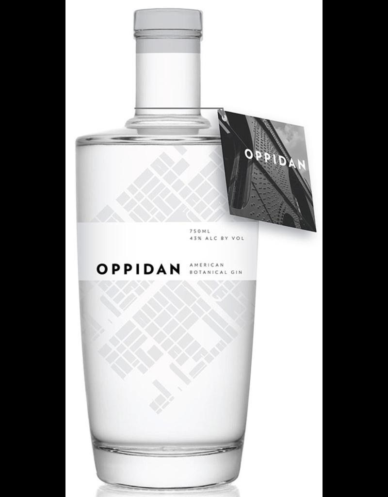 Oppidan Gin One Liter (750ml bottle pictured)