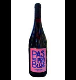 Pas de Probléme Pinot Noir Vin de France 2019 750ml