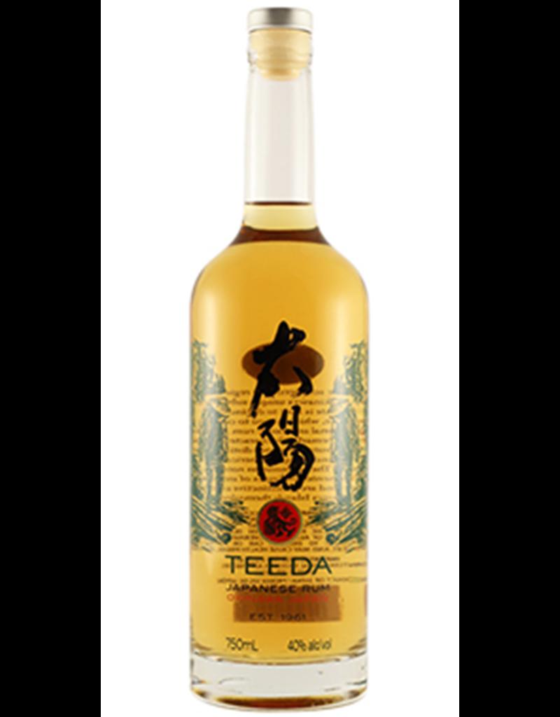 Teeda Japanese Rum 750ml