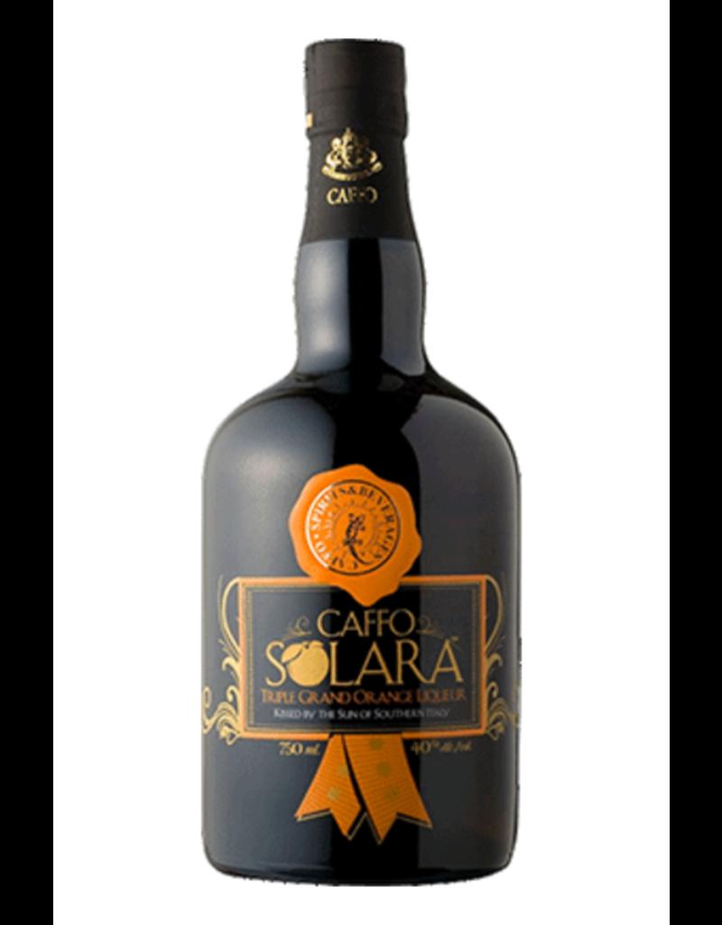 "Caffo ""Solara"" Triple Grand Orange Liqueur 750ml"