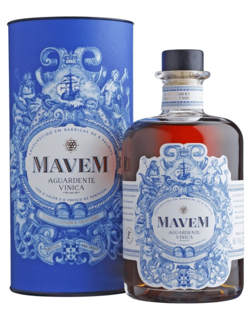 "Mavem ""Mature"" Brandy Aguardente Vinica Portugal 750ml"