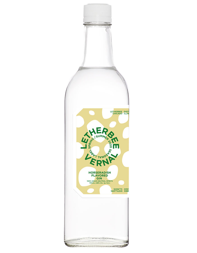 Letherbee Vernal Gin 2020 Limited Edition 750ml
