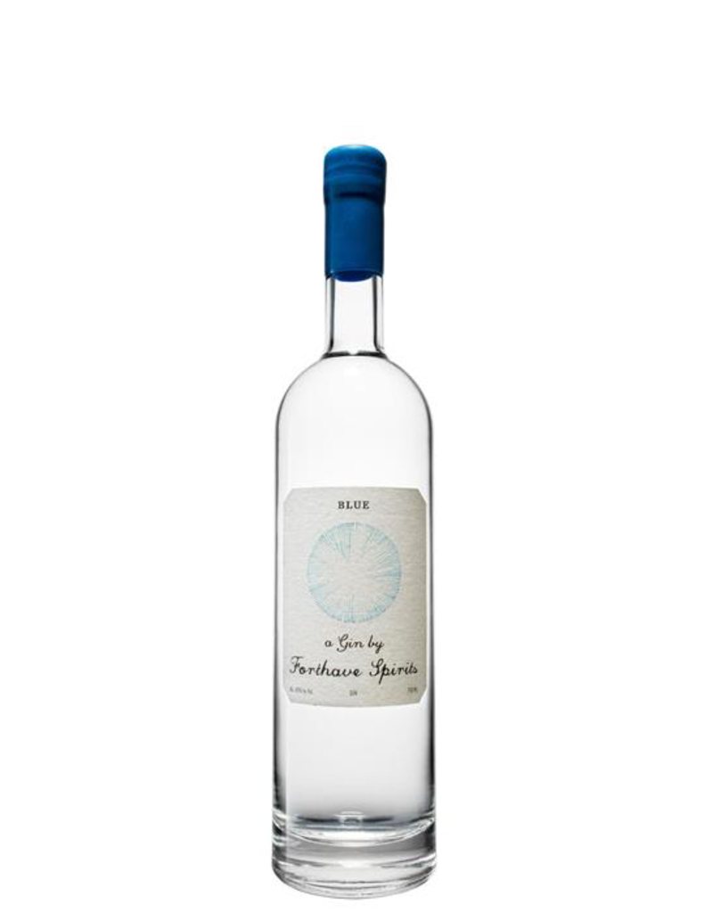 """Forthave Spirits """"Blue"""" Gin 750ml"""