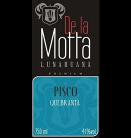 De La Motta Lunahuana Pisco Quebranta 750ml