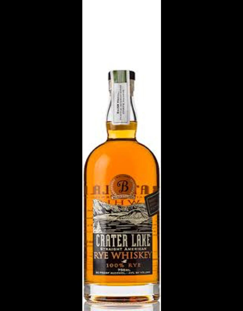 "Bend Distillery ""Crater Lake"" Straight American Rye Whiskey 750ml"