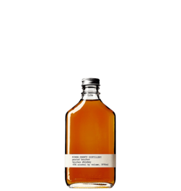 Kings County Distillery Straight Bourbon Whiskey 45% alcohol by volume Brooklyn, NY 375ml