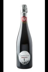 """Lombardini """"Il Signor Campanone"""" Reggiano Lambrusco Rosso Vino Frizzante Secco NV 750ml"""