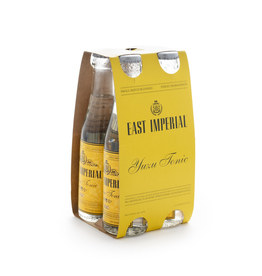 "East Imperial ""Yuzu"" Tonic Water 5oz 4pk"