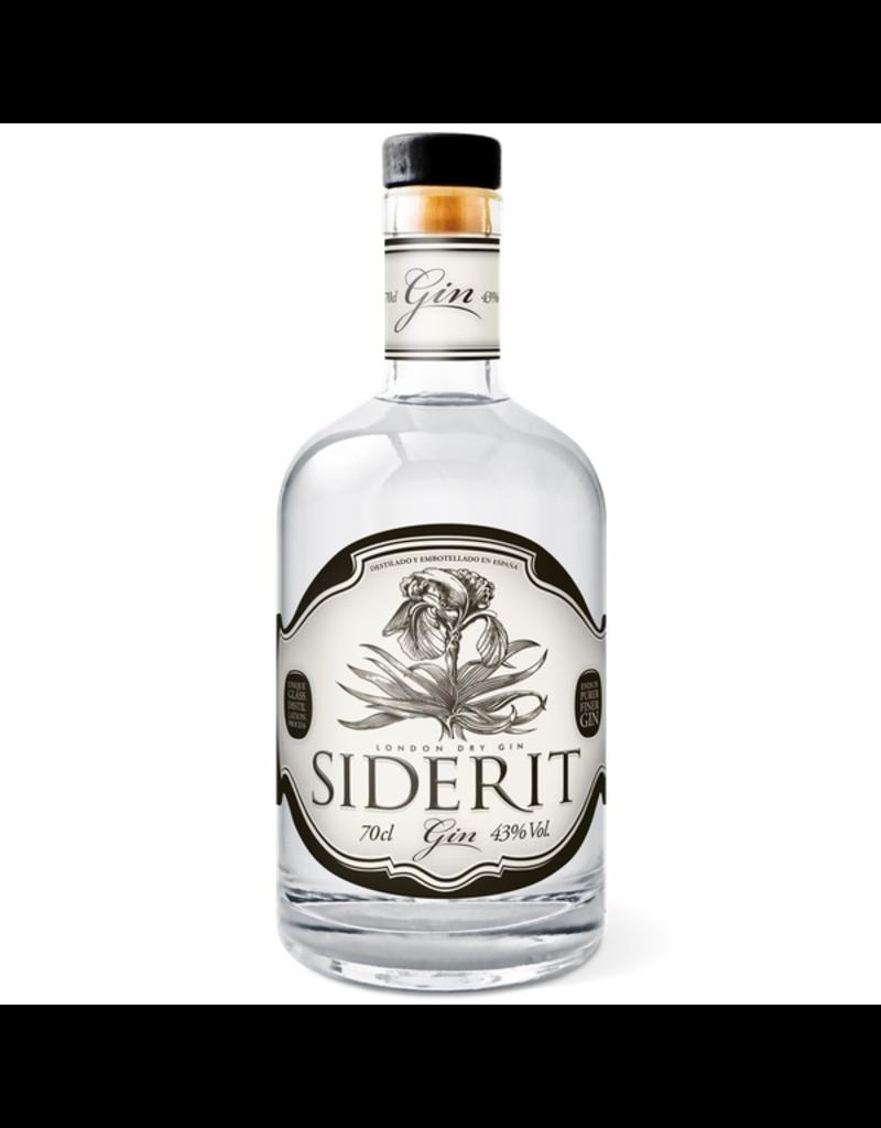 Siderit London Dry Gin 750ml