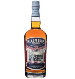 Blaum Bros Straight Bourbon Whiskey 100 Proof 750ml