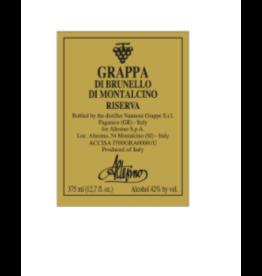 Altesino Grappa di Brunello Riserva 375ml