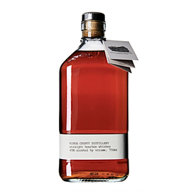Kings County Straight Bourbon Whiskey 750ml