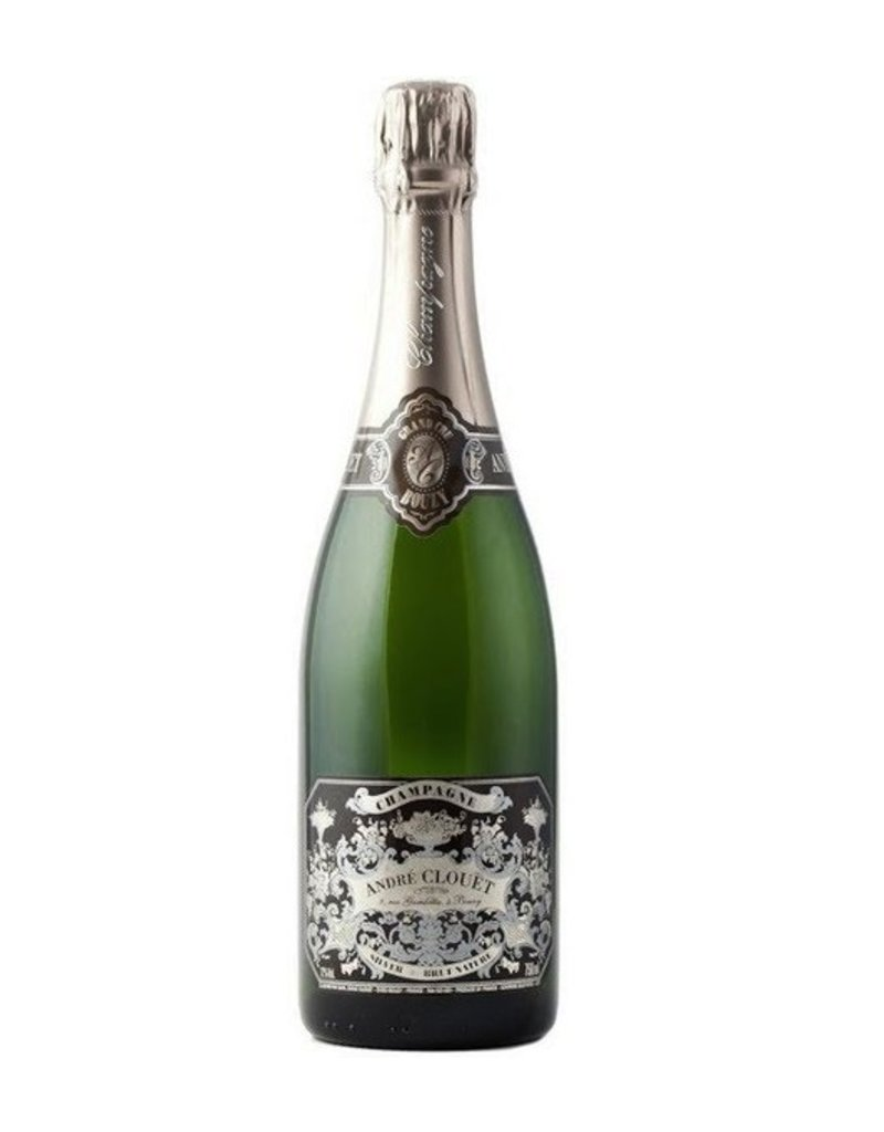 Andre Clouet Silver Brut Nature NV 750ml