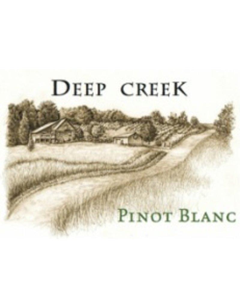Deep Creek Cellars Pinot Blanc, Maryland 2012 750ml