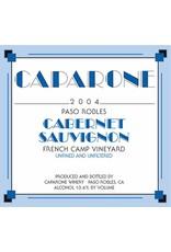 Caparone Cabernet Paso Robles 2016 750ml