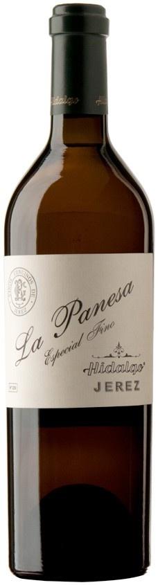 Sherry Emilio Hidalgo La Panesa Especial Fino Sherry 750ml