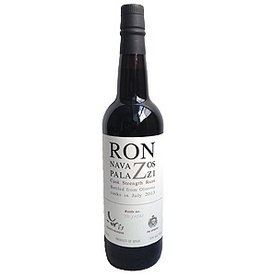 Rum Navazos Palazzi Ron Cask Strength Rum 750ml
