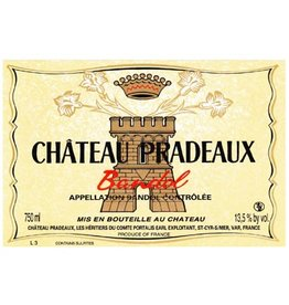 French Wine Chateau Pradeaux Bandol Rouge 2014 750ml