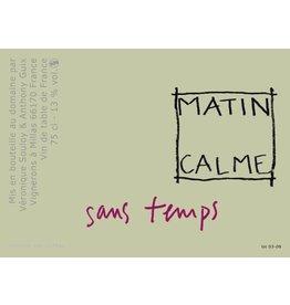 French Wine Matin Calme Sans Temps Carignan Vin de France 2014 750ml