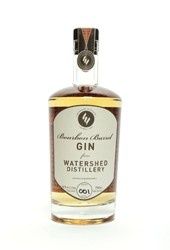 Gin Watershed Bourbon Barrel Gin 750ml