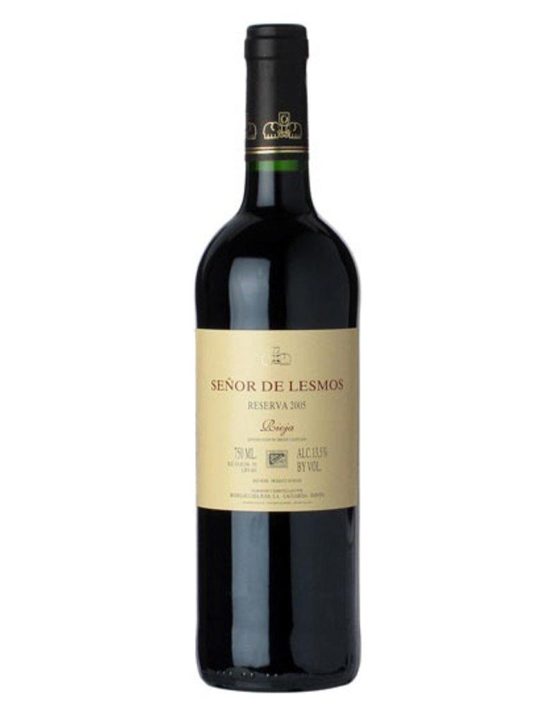 Bodegas Casa Juan Sénor de Lesmos Rioja Reserva 2014 750ml