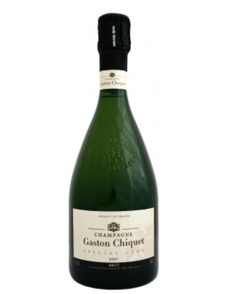 Gaston Chiquet Special Club Brut Champagne 2009 750ml
