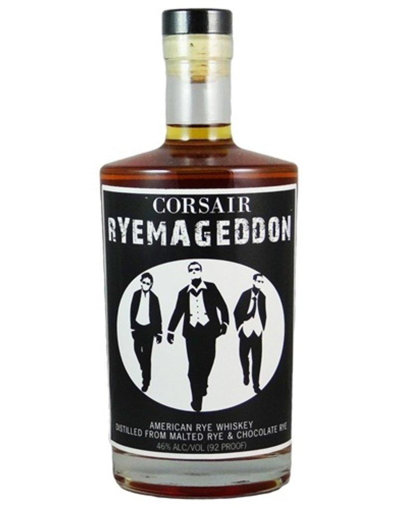 Corsair Ryemageddon American Rye Whiskey 750ml