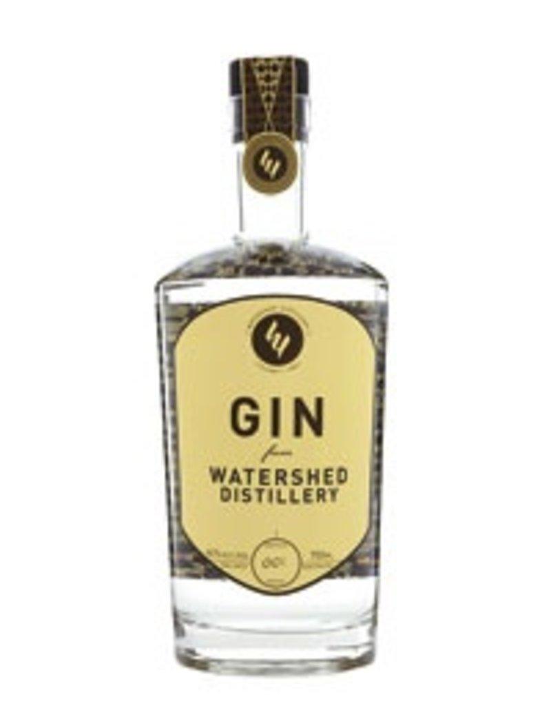 Gin Watershed Four Peel Gin 750ml