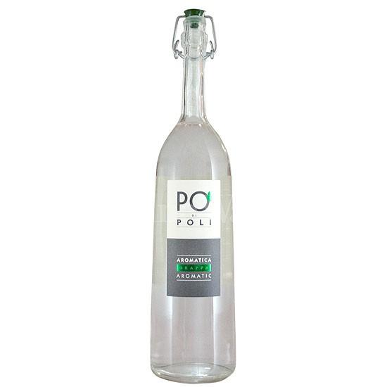 Brandy Poli Traminer Grappa Aromatica 750ml