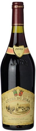 French Wine Jean Bourdy Côtes du Jura Rouge 2015 750ml