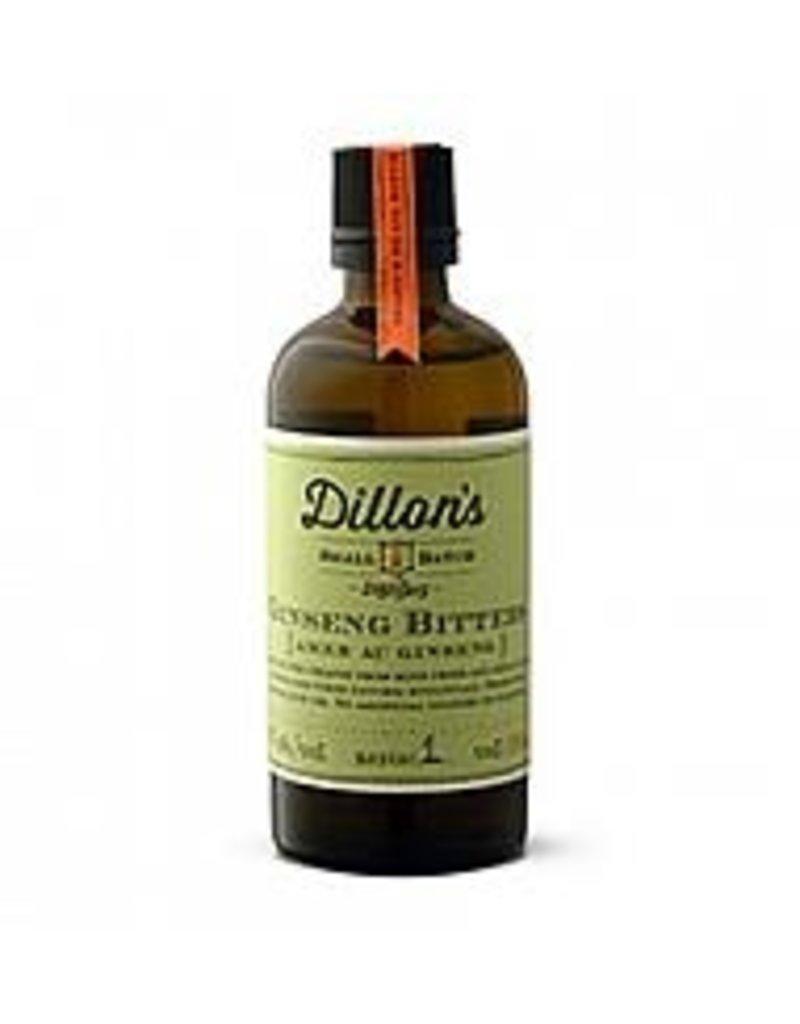 Bitter Dillon's Ginseng Bitters 100ml