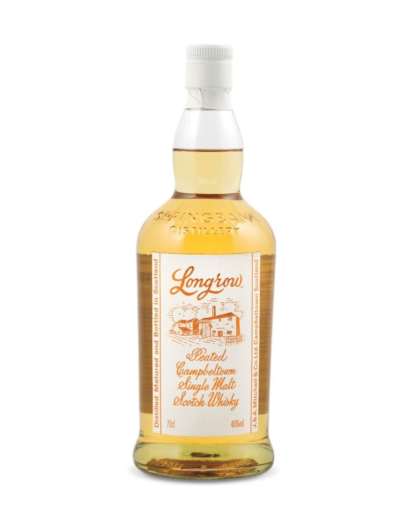 Longrow Peated Single Malt Scotch 750ml