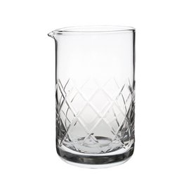 Seamless Yarai Mixing Glass 550ml