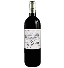 "French Wine Goubau ""La Charmes"" Cotes de Castillon Bordeaux 2012 750ml"