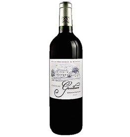 """French Wine Goubau """"La Source"""" Cotes de Castillon Bordeaux 2012 750ml"""