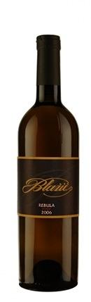 Eastern Euro Wine Borut Blazic Rebula (Orange Wine) Slovenia 2006 750ml