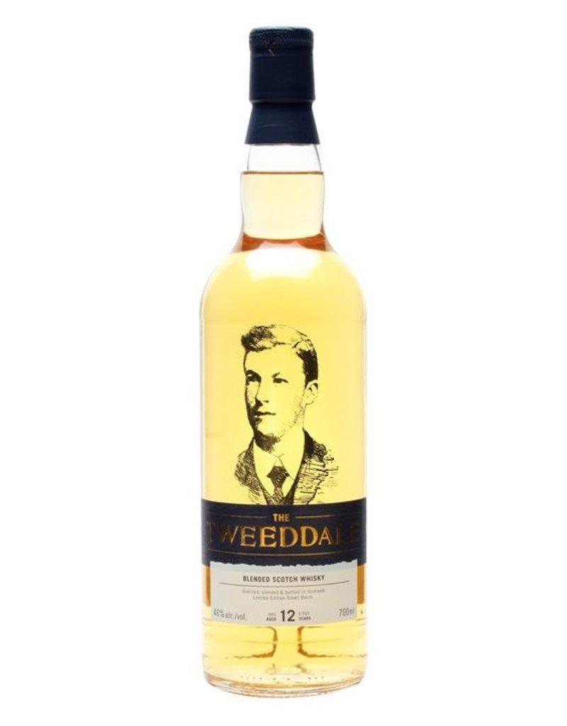 Tweeddale 12 Year Blended Scotch 750ml