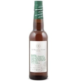Sherry El Maestro Sierra Amontillado Sherry 12 Anos 375ml