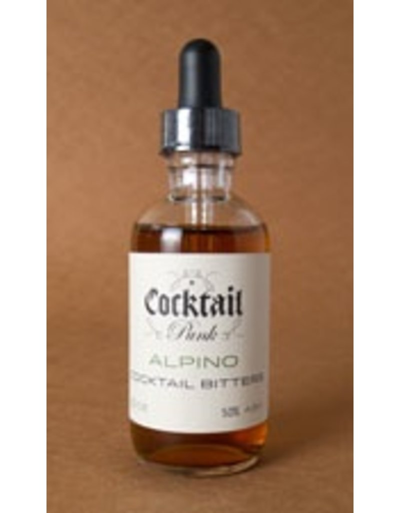 Cocktail Punk Alpino Bitters 2oz