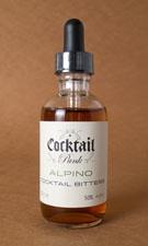 Bitter Cocktail Punk Alpino Bitters 2oz