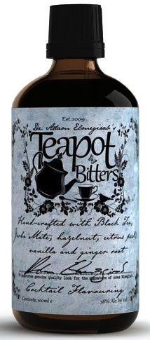 Bitter Dr. Adam Elmegirab's Teapot Bitters 100ml