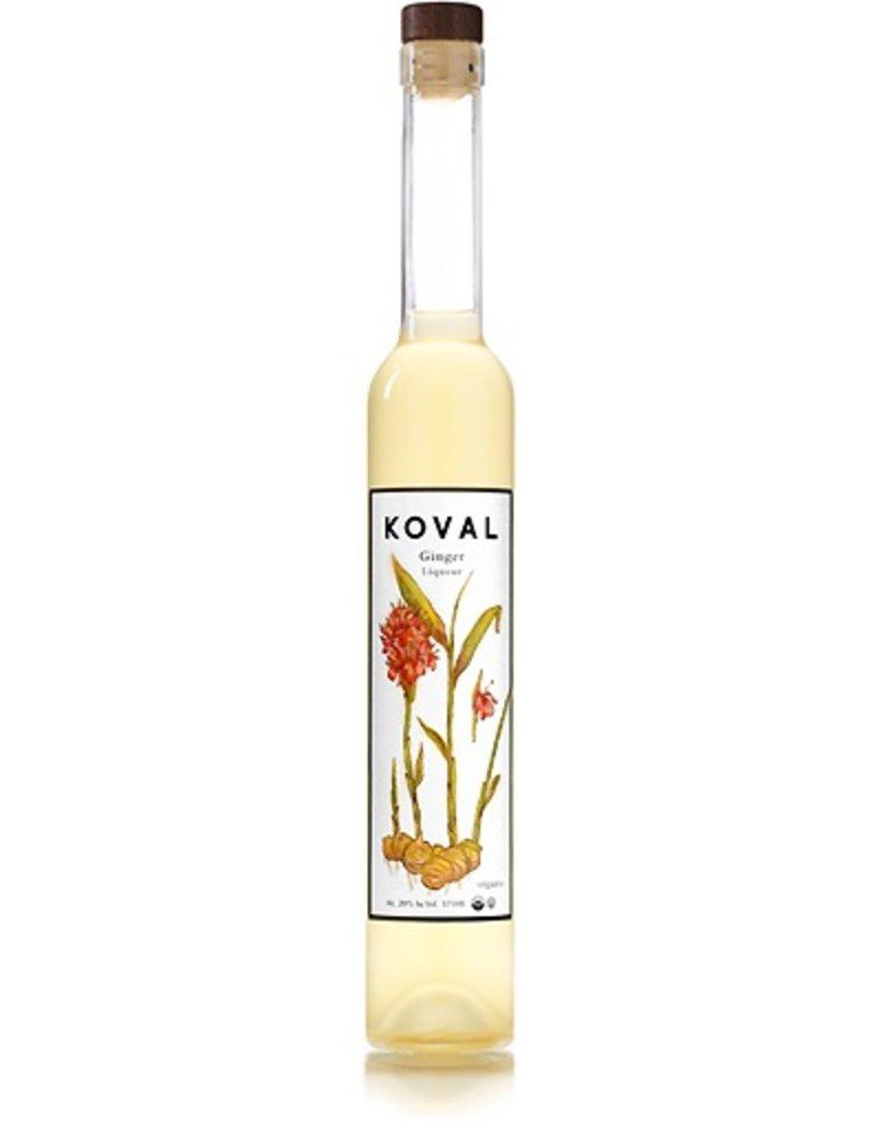 Koval Ginger Liqueur 375ml
